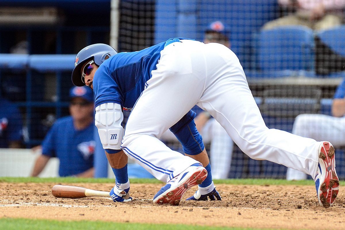 The Blue Jays have stumbled out of the block, reverting back to their .500 ways.
