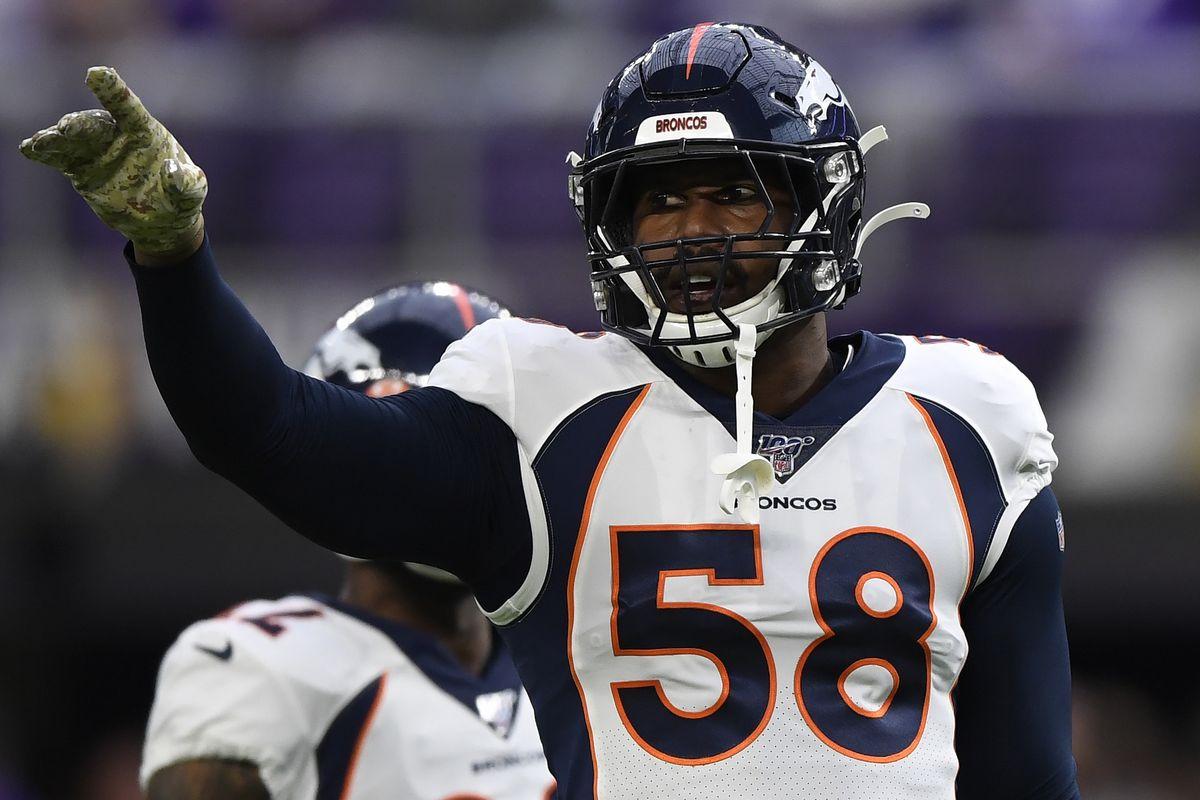 Denver Broncos at Minnesota Vikings: First quarter recap and