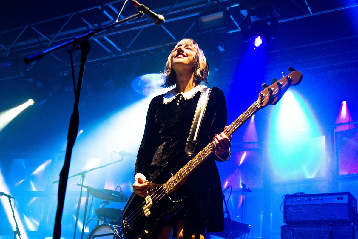 Pixies Performs In Milan
