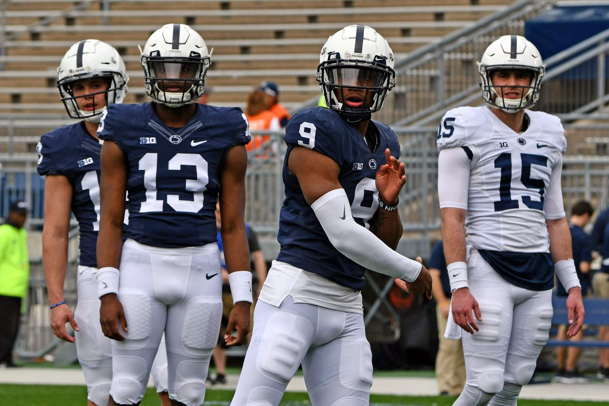 Only Taquan Roberson Until Penn State Football