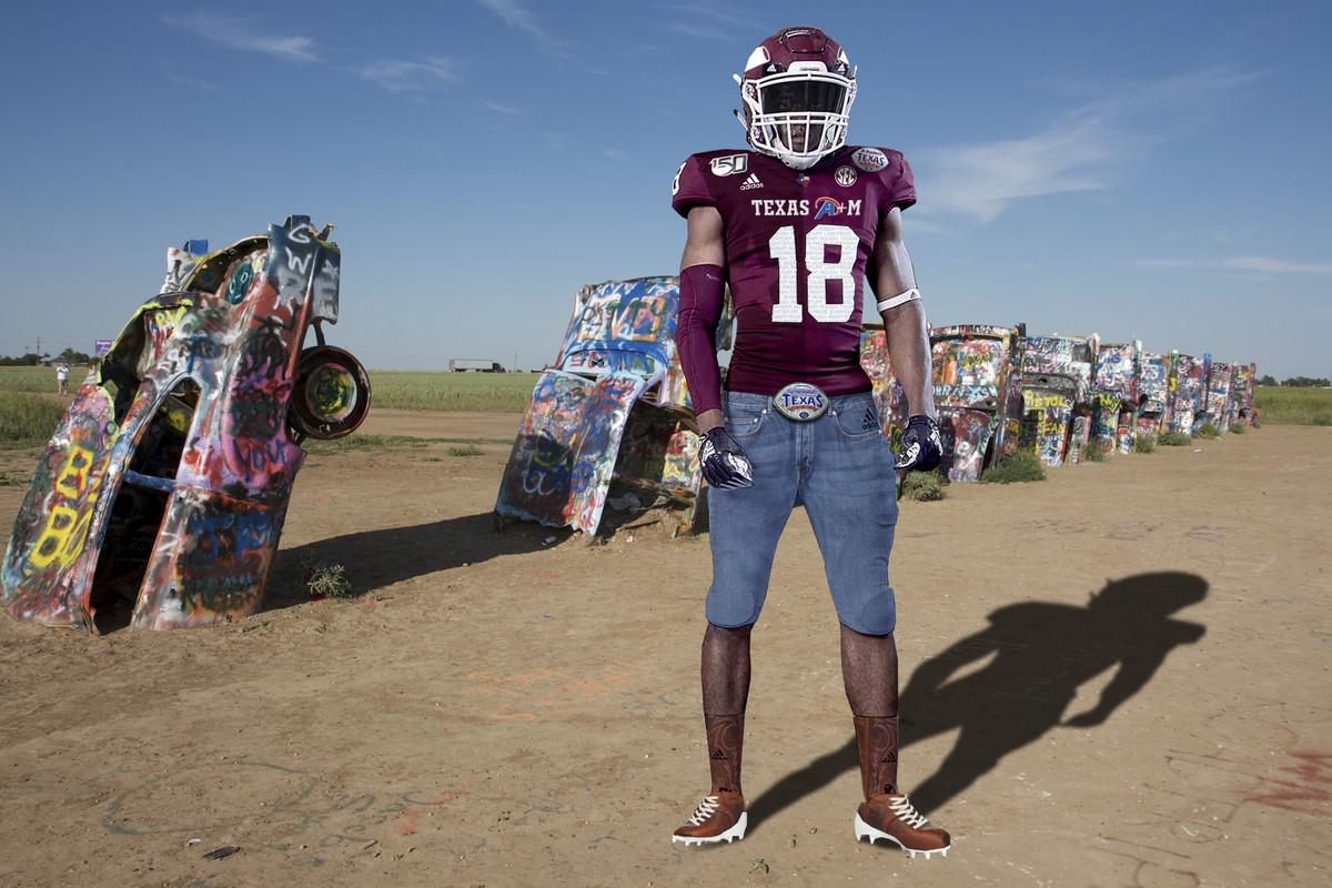 These Texas A M Aggies Texas Bowl Uniforms Are Very Texas Good Bull Hunting