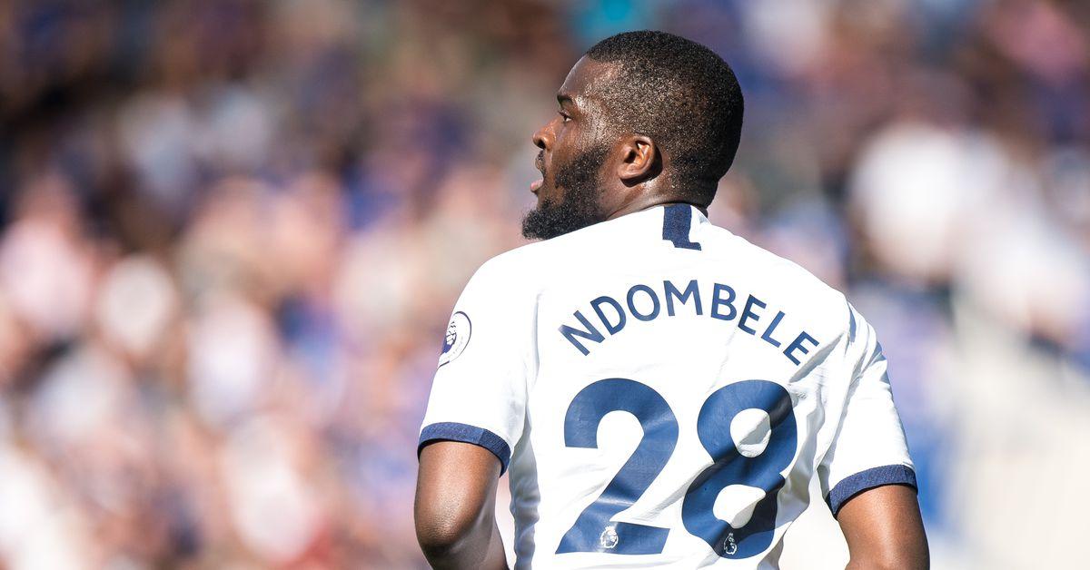 Could Tanguy Ndombele be Barcelona's new Yaya Toure? thumbnail
