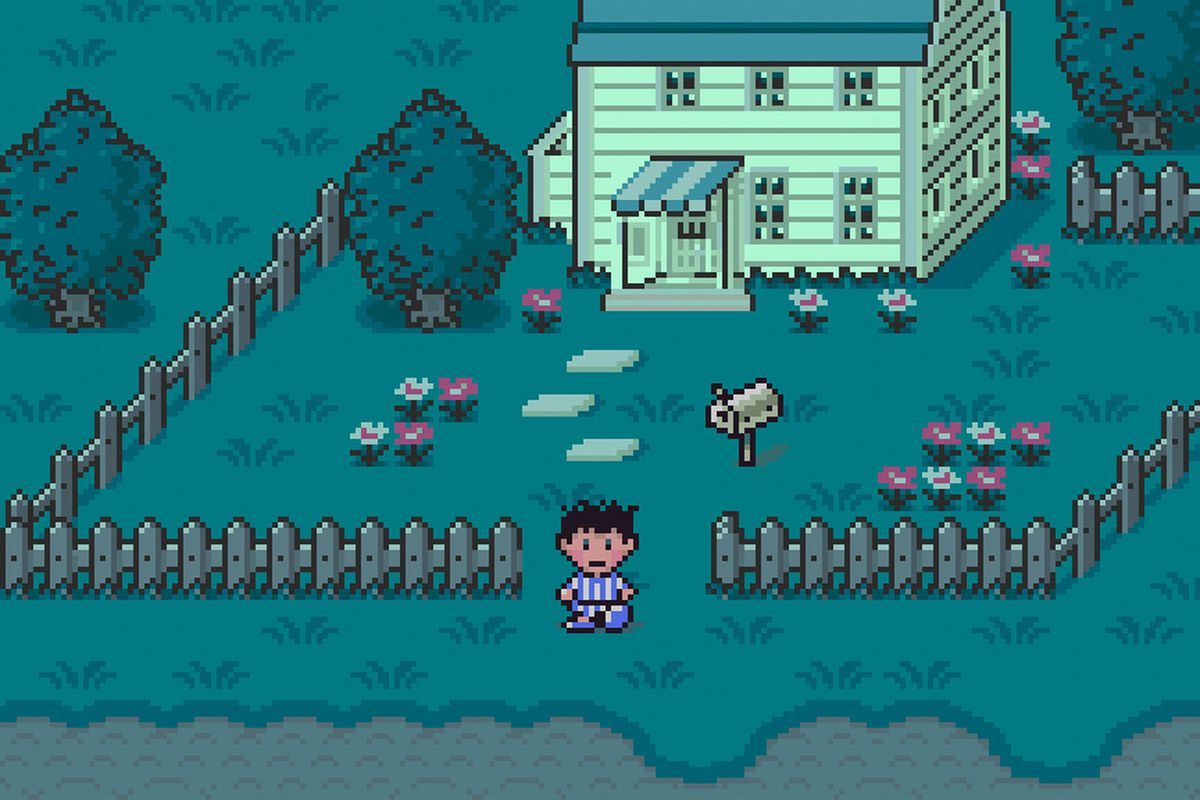 EarthBound was the third bestselling Wii U eShop game in the US last