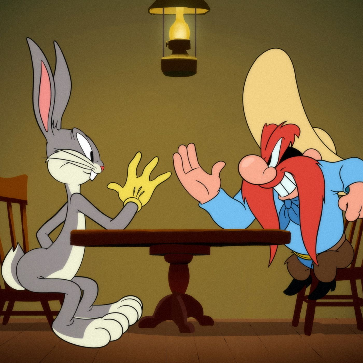 Looney Tunes Explained By A 4 75 Year Old Vox