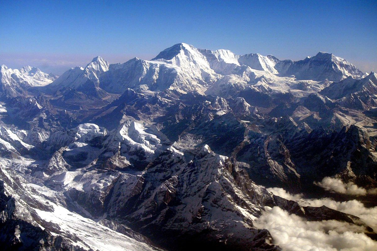 Nepal earthquake moved Mount Everest by 3 centimeters - The Verge