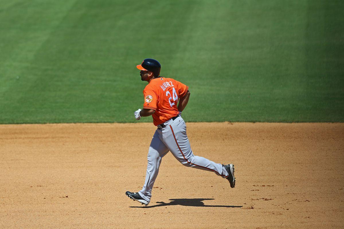 MLB: Spring Training-Baltimore Orioles at New York Yankees