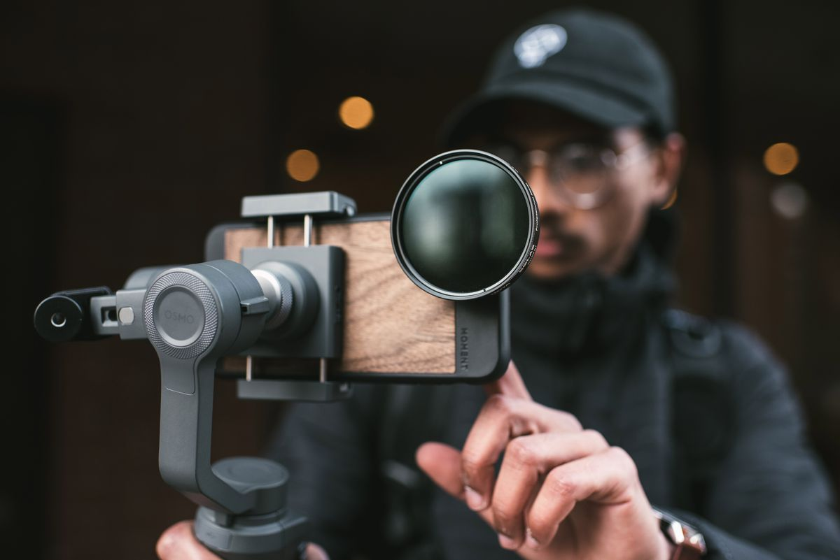 Moment launches a smartphone filmmaking line with its first