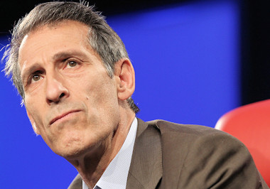 Michael Lynton, Sony Pictures Entertainment CEO