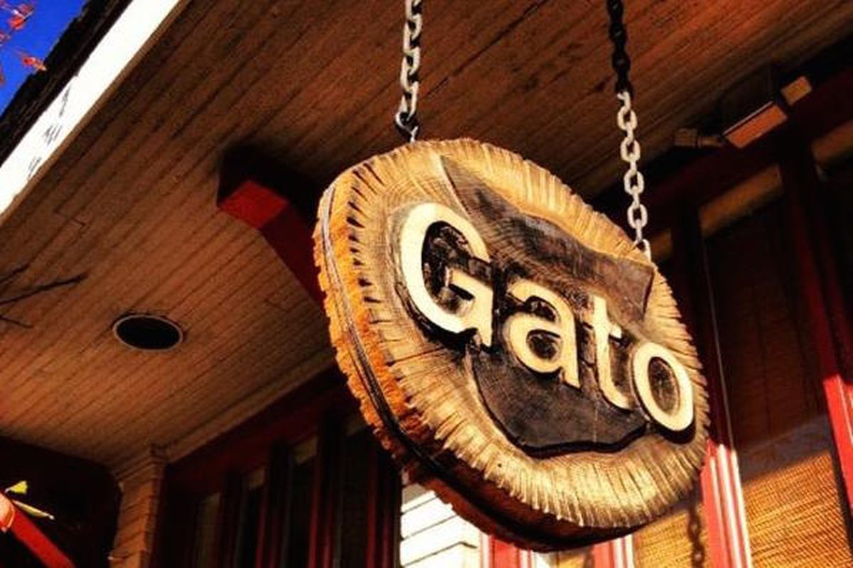 Mike and Shyretha Sheats take over Gato in Candler Park in June with their dinner series The Plate Sale
