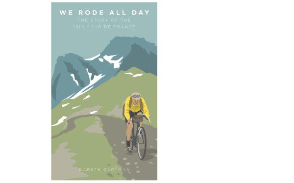 We Rode All Day, by Gareth Cartman