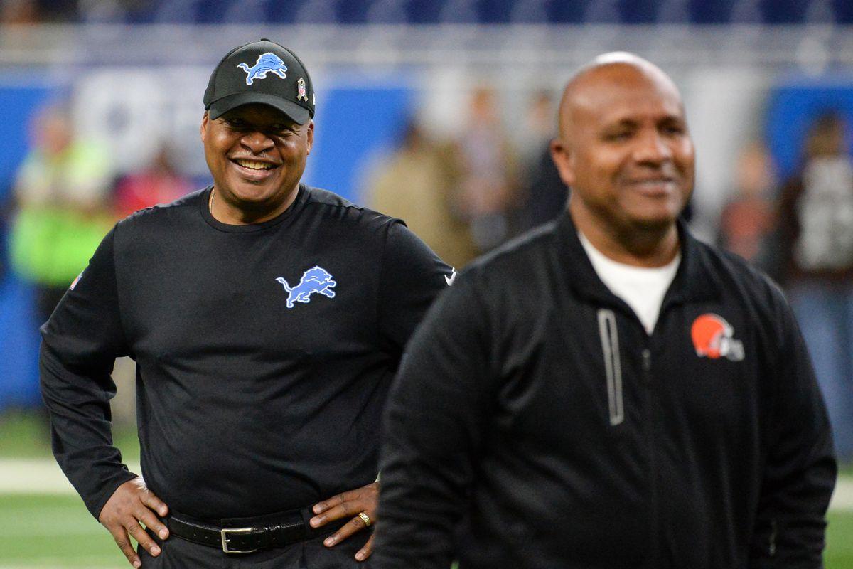 Cleveland Browns v Detroit Lions