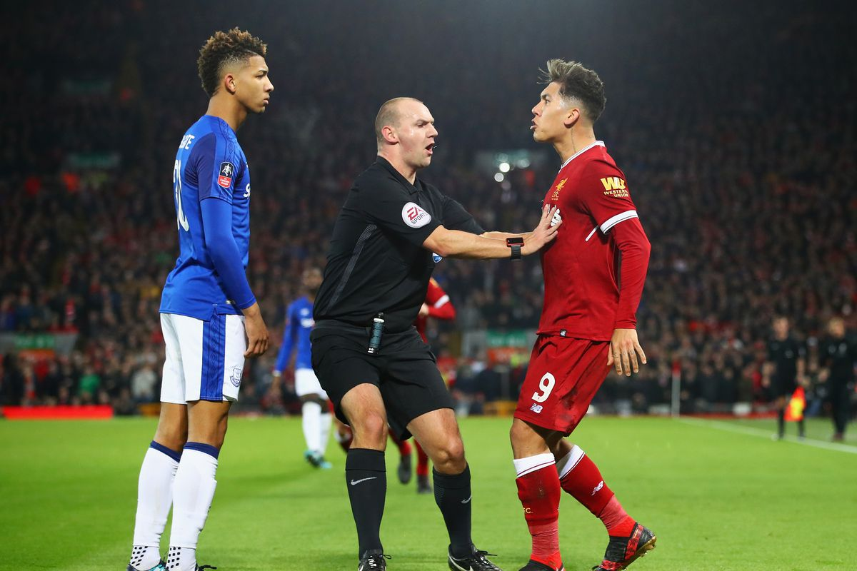 Firmino escapes punishment for Holgate allegation
