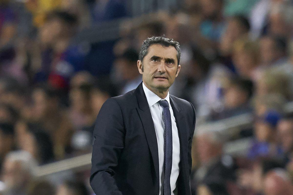Ernesto Valverde talks El Clasico, Samuel Umtiti and Jordi Alba head of Eibar