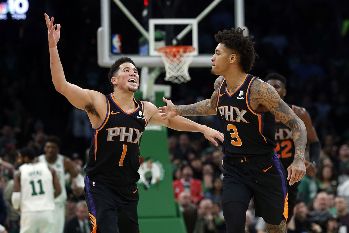 new york 01fac 3c7ee Phoenix Suns Sunday Watch/Listen Party: Kelly Oubre Jr ...