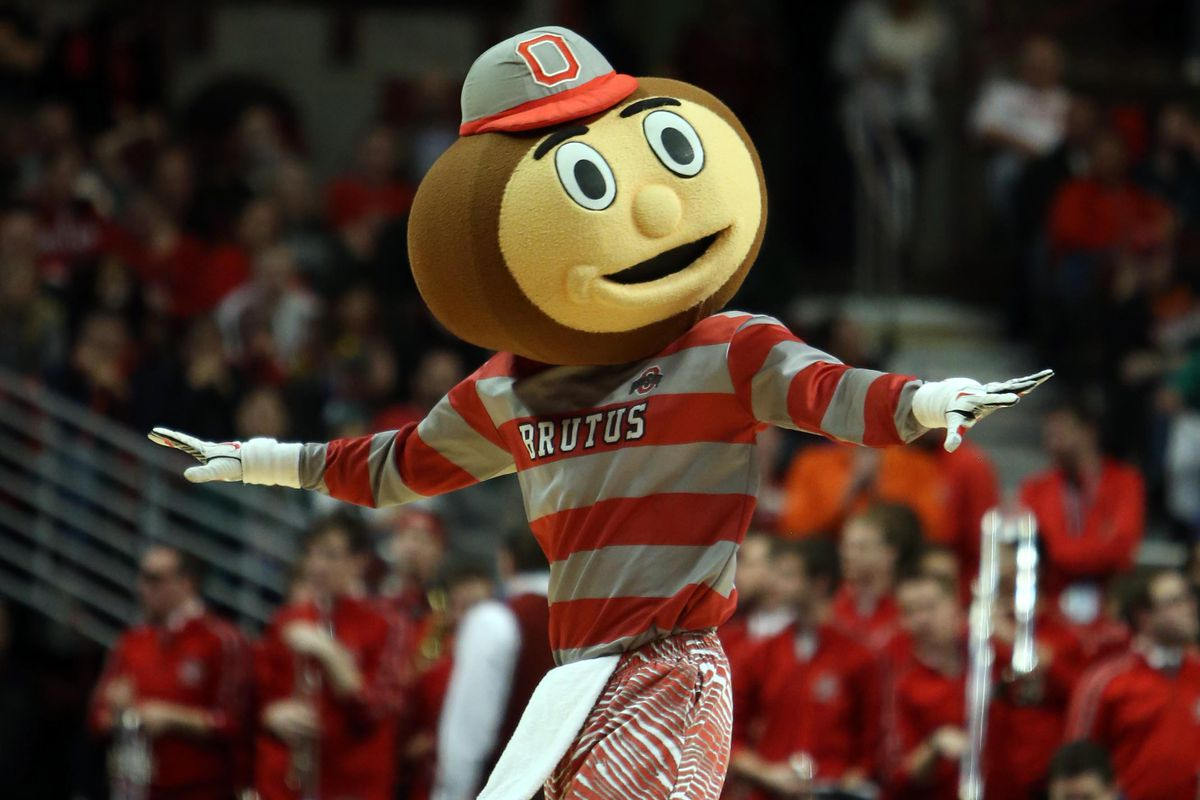 You're not intimidating anyone here, Brutus.