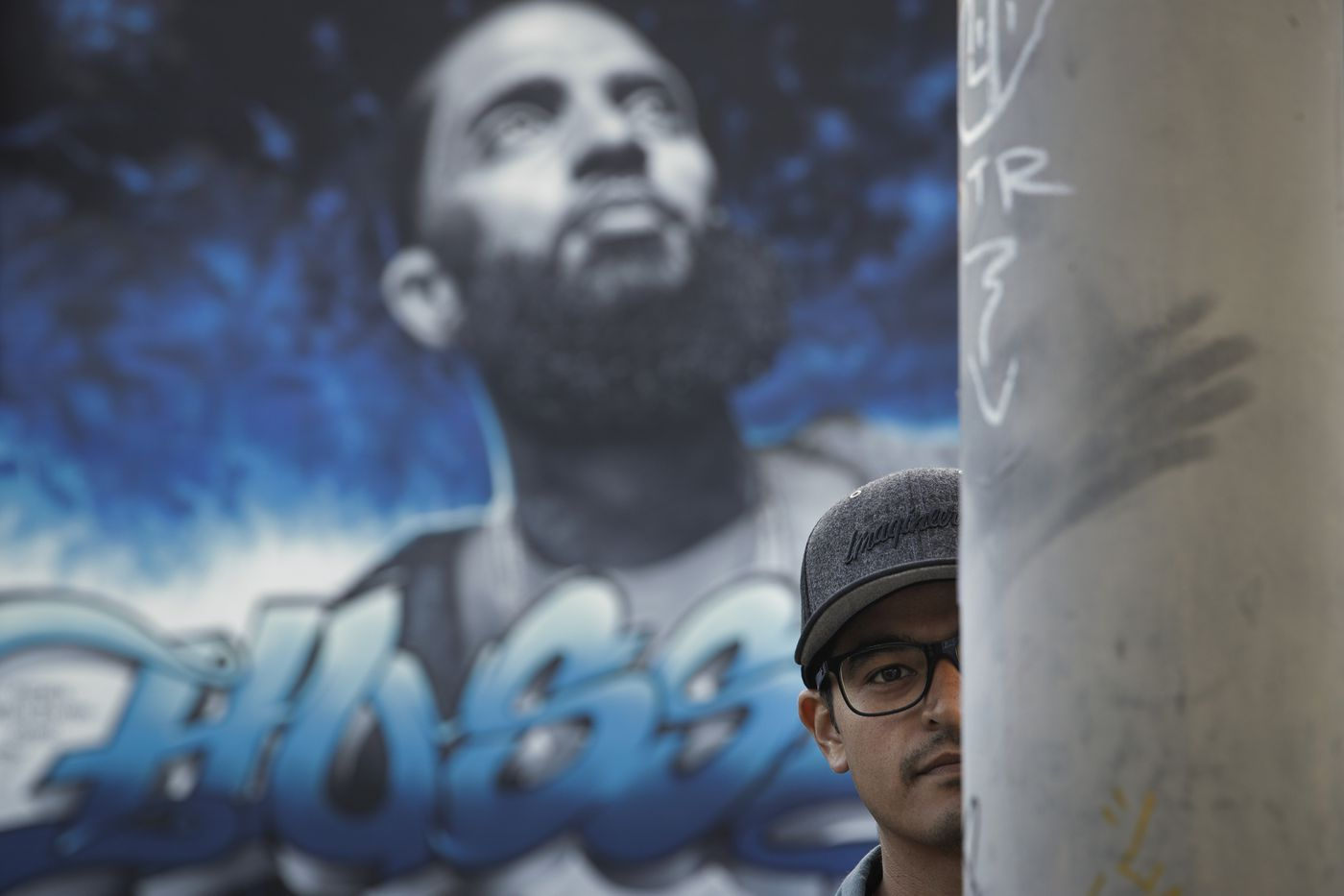 Nipsey Hussle murals 'solidifying' his legacy - Chicago Sun