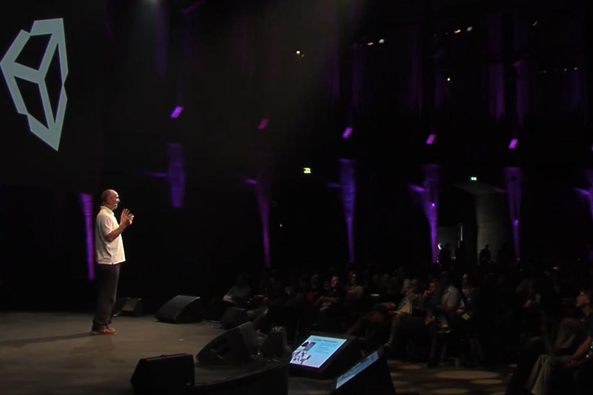 peter molyneux unity 2012