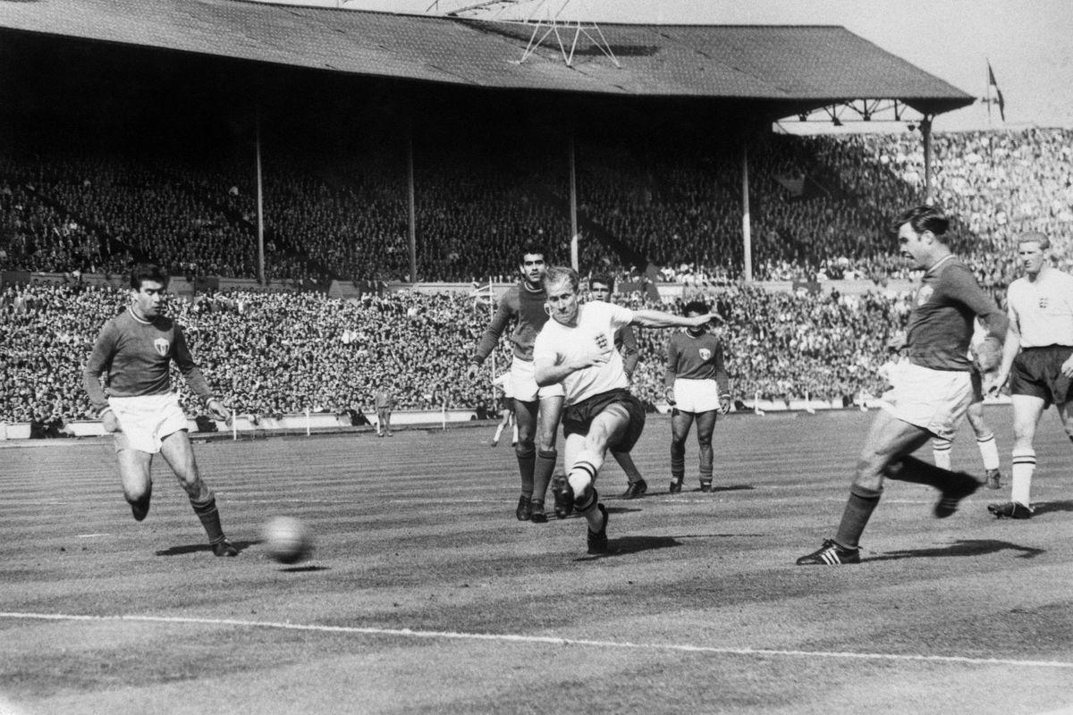 Soccer - International Friendly - England v Mexico - Wembley Stadium