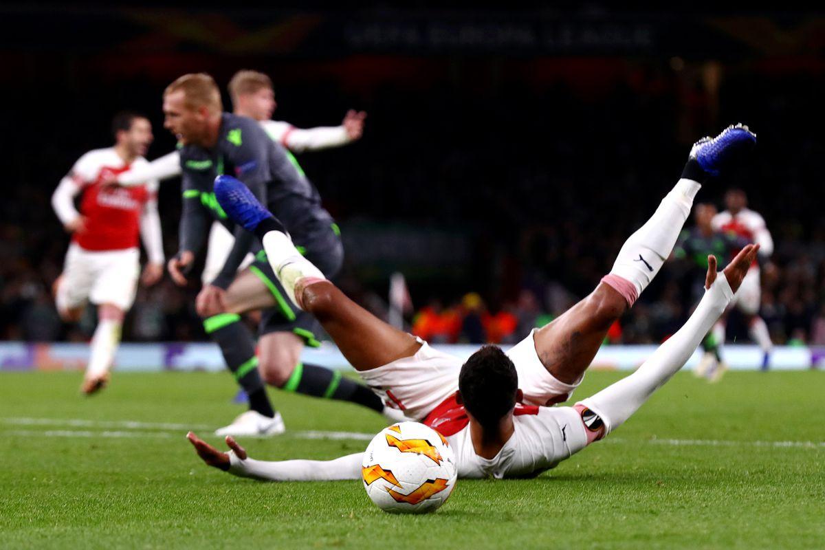 Arsenal v Sporting CP - UEFA Europa League - Group E