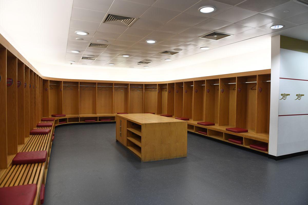 Arsenal Staff at Work at the Emirates Stadium