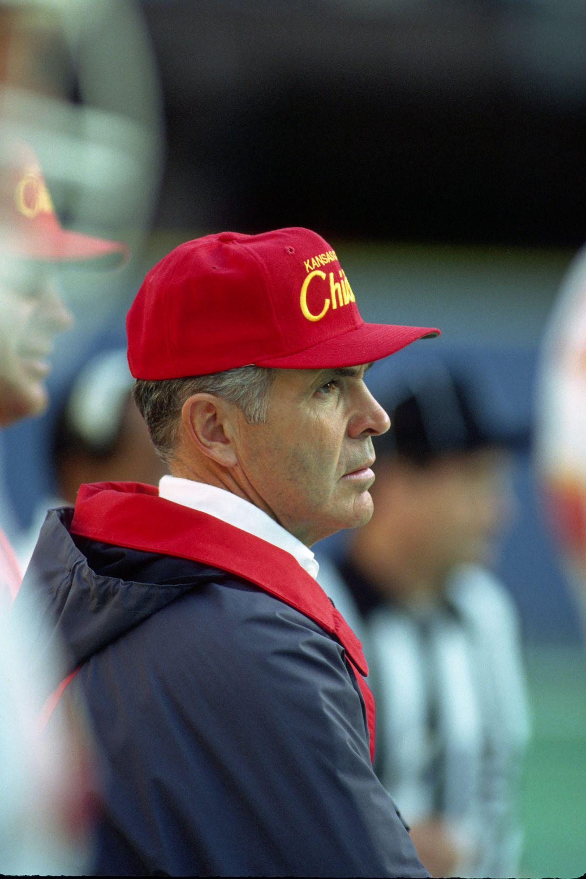 Chiefs Frank Gansz