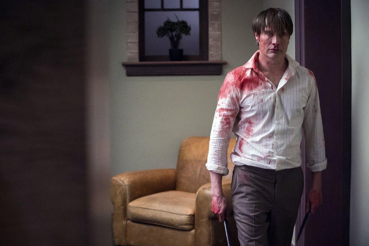 Hannibal will return in 2015.