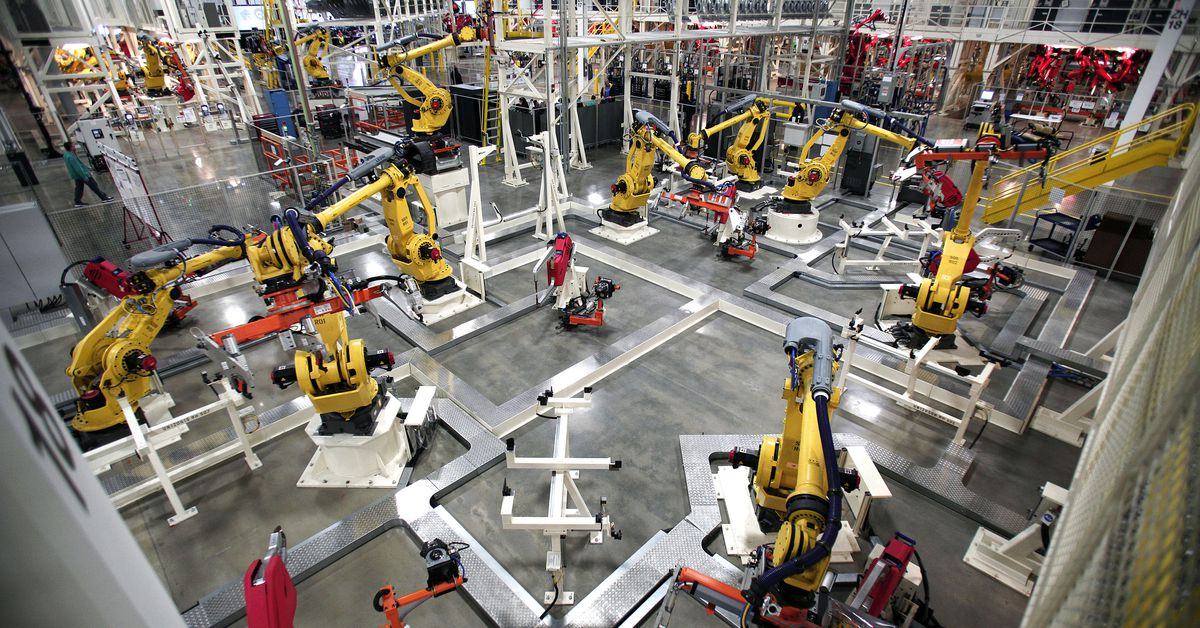 Economists worry we aren't prepared for the fallout from automation