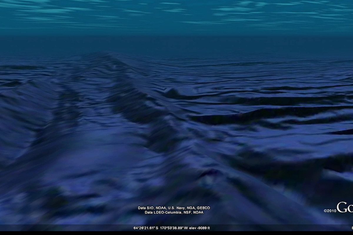 Google Earth (Atlantis)
