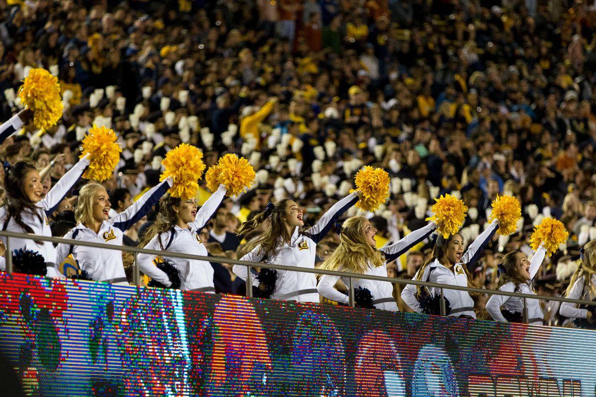 NCAA Football: Texas at California