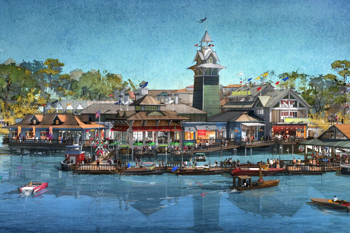 The Boathouse Rendering