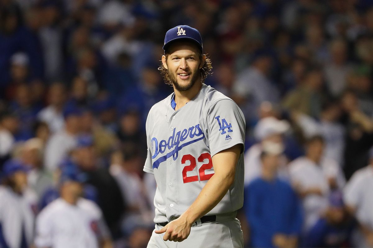 NLCS - Los Angeles Dodgers v Chicago Cubs - Game Two