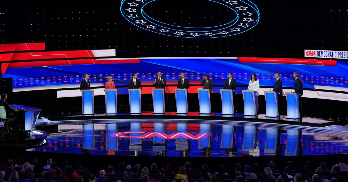 Here's everything you need to know about the October debate