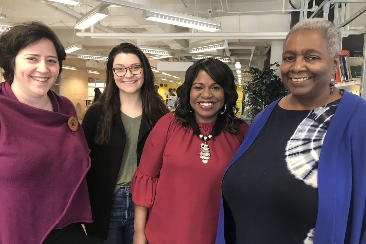 The Chalkbeat Detroit team has expanded to include bureau chief Erin Einhorn, reporting fellow Amanda Rahn, senior reporter Kimberly Hayes Taylor and editor Julie Topping.