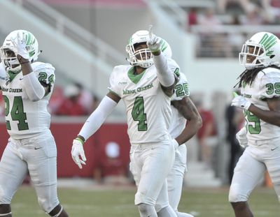 usa today 11256802 - Littrell bet on himself by returning to North Texas. Will it pay off?