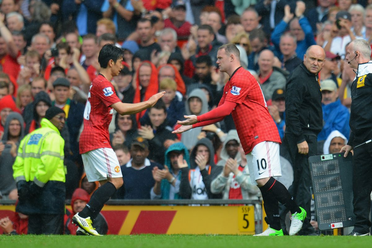 The United squad now has two fantastic No.10s.
