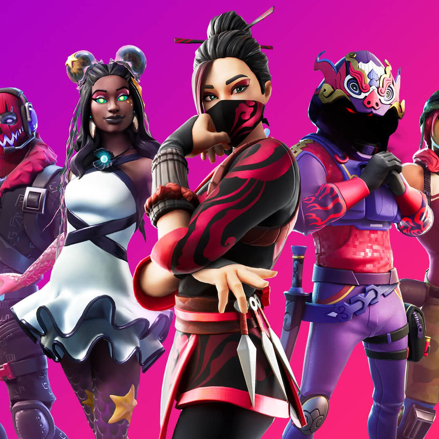 Fortnite On Ps5 And Xbox Series X Will Get Big Improvements Polygon