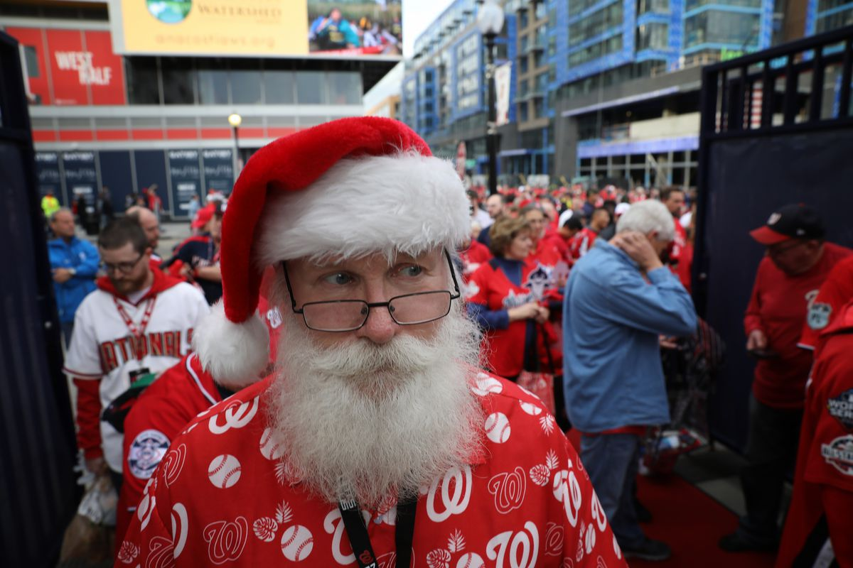 Opening Christmas 2020 Washington Nationals 2020 MLB Opening Day: The true meaning of