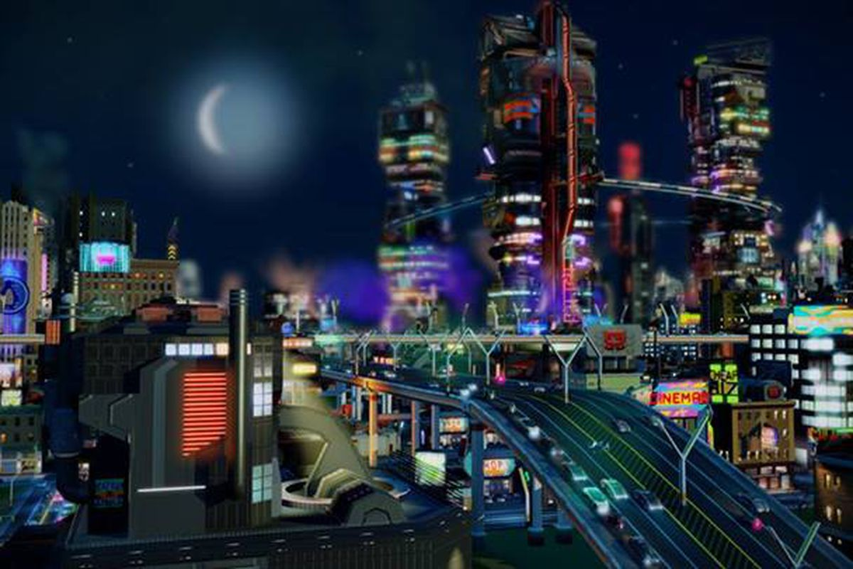 SimCity Cities of the Future