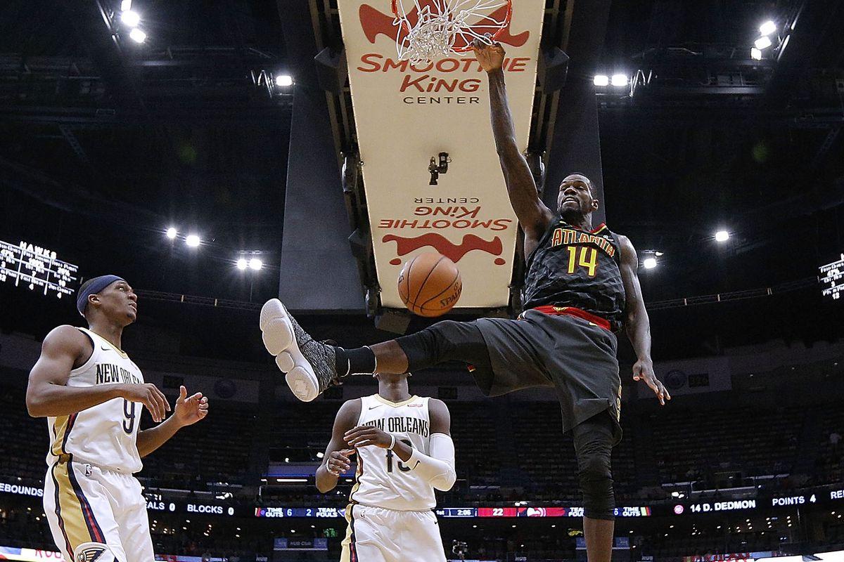 Atlanta Hawks v New Orleans Pelicans