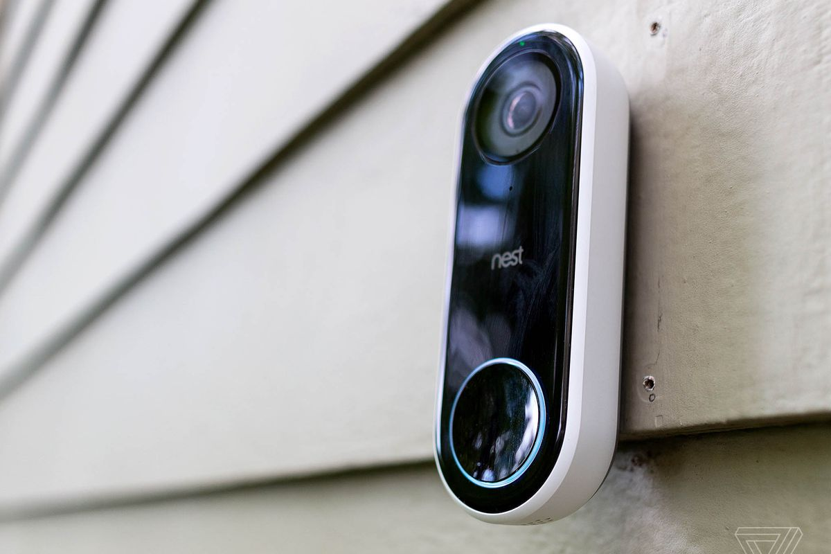 Google's Nest Hello doorbell can now detect package