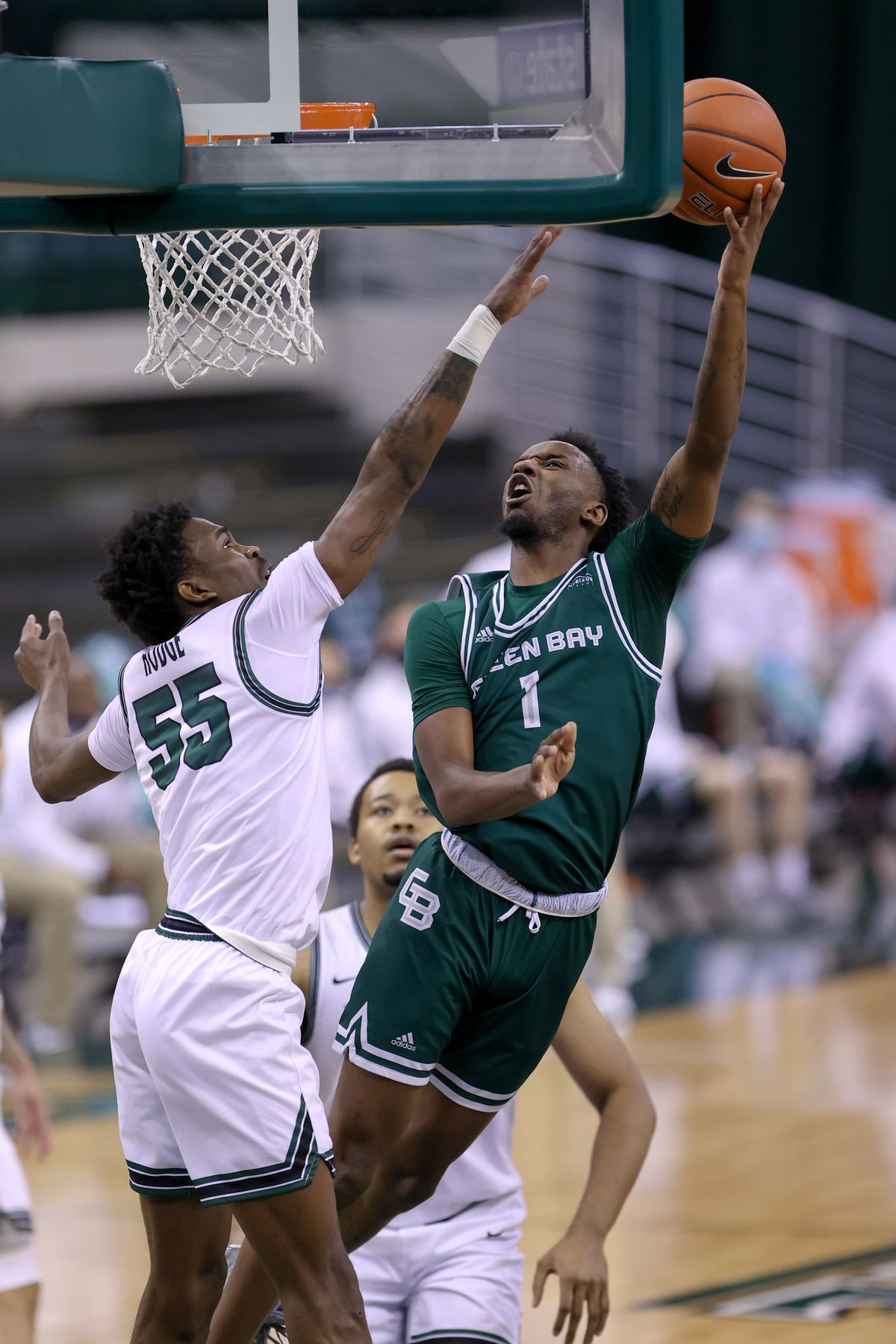 COLLEGE BASKETBALL: JAN 29 Green Bay at Cleveland State