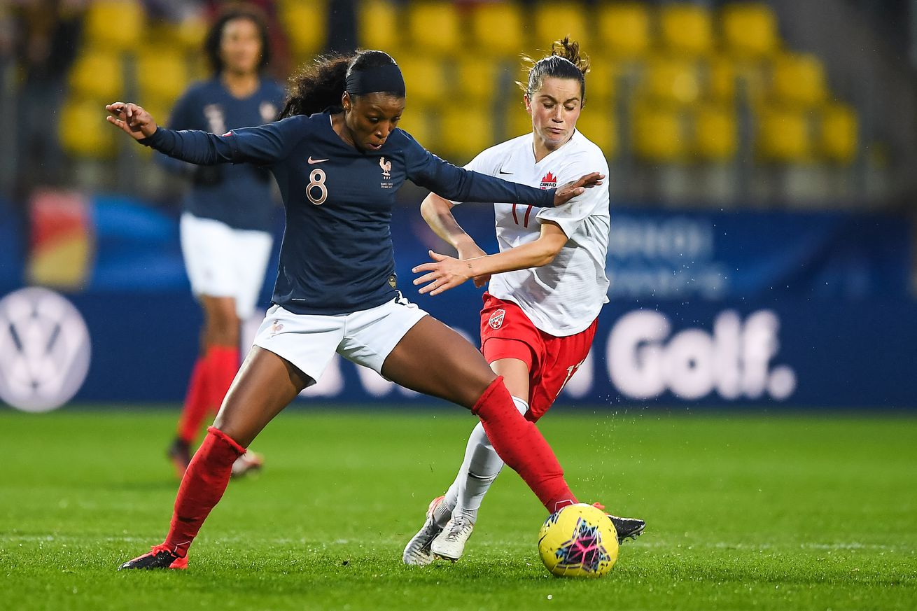 France stymies Canada in 1-0 win at Tournoi de France