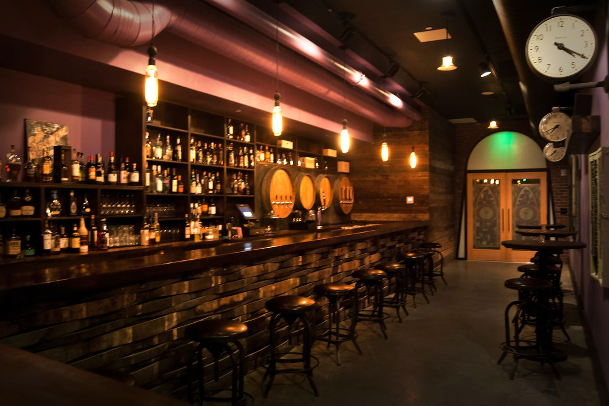City Winery Transforms Its Speakeasy Into A Swanky