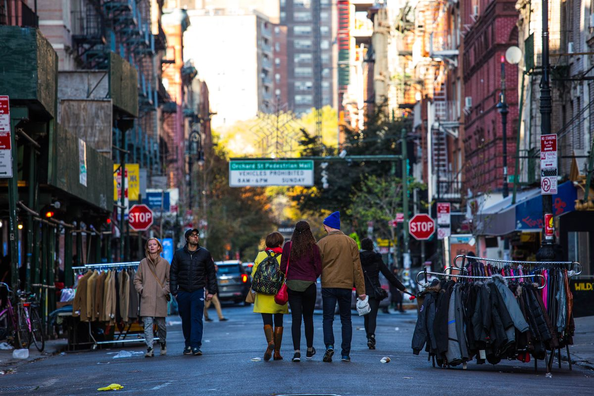 Surveying Decades Of Change On The Lower East Sides Bustling Orchard Street