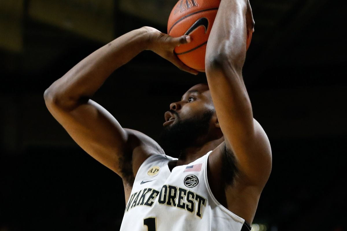 NCAA Basketball: Bucknell at Wake Forest