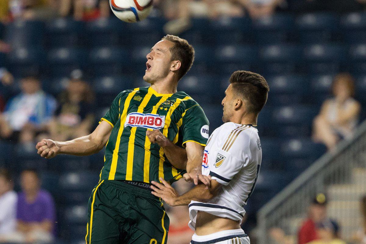 MLS: U.S. Open Cup-Rochester Rhinos at Philadelphia Union