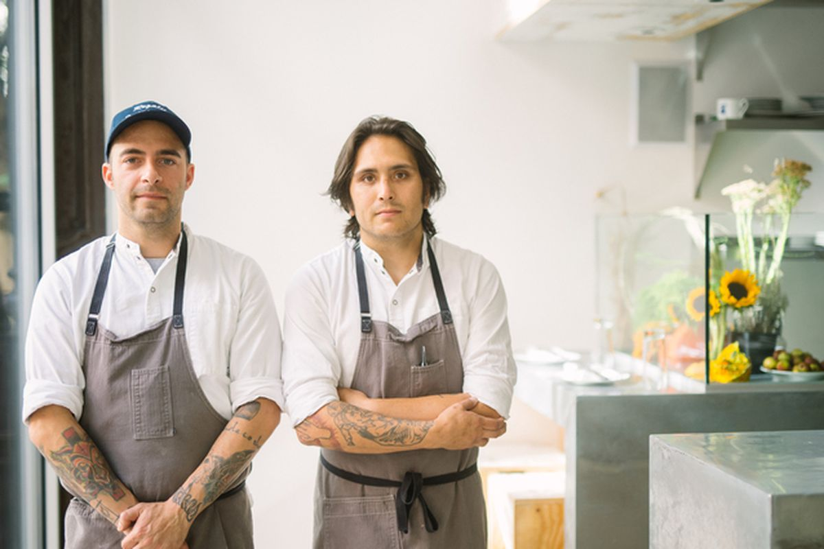 David Gulino and Justin Slojkowski