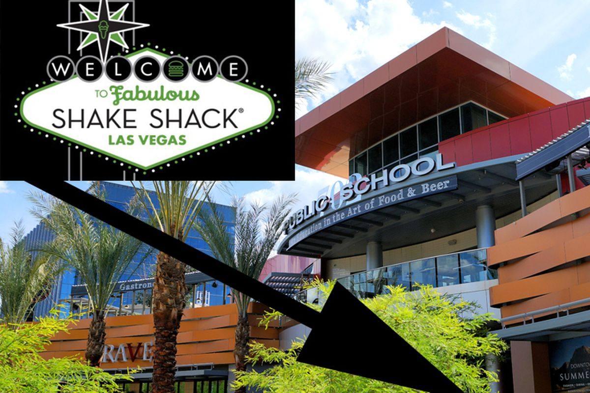 Shake Shack Downtown Summerlin
