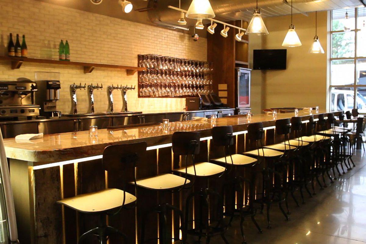 MKT Bar inside downtown's Phoenicia