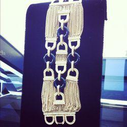 Art Deco Collection bracelet, $420